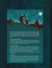 Verso de Les enquêtes Scapola - Tome INT