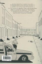 Verso de Homicide - Une année dans les rues de Baltimore -2- 4 février - 10 février 1988