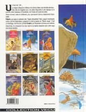 Verso de Les aigles décapitées -2a95- L'héritier sans nom