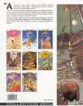 Verso de Les aigles décapitées -5a1994- Saint-Malo de l'Isle