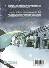 Verso de Golden Kamui - Tome 3