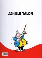 Verso de Achille Talon -20ES- Viva papa!