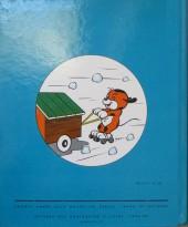 Verso de (Recueil) Vaillant (Album du Journal - 4e série) -15- Album vaillant n° 1015 à 1023