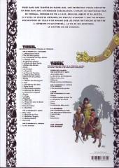 Verso de Thorgal -1f16- La Magicienne trahie