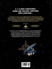 Verso de Star Wars (Delcourt / Disney) -2- L'Attaque des Clones