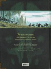 Verso de La chronique des Immortels -INT02- Le Vampyre