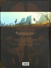 Verso de La chronique des Immortels -INT01- Au bord du gouffre