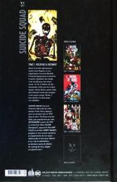 Verso de Suicide Squad -3- Discipline & Châtiment