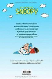 Verso de Les histoires de Snoopy -1- Le bonheur, c'est chaud comme un doudou