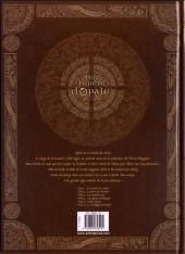 Verso de Les forêts d'Opale -1e09- Le bracelet de cohars