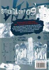 Verso de Sukedachi 09 -3- Tome 3