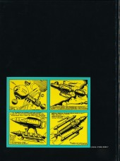 Verso de Buck Rogers - Tome INT