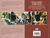 Verso de Terry et les pirates (BDartiste) -4- Volume 4 : 1941 à 1942