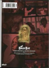 Verso de Billy Bat -19- Volume 19