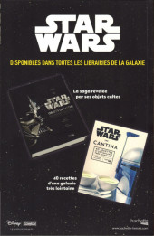 Verso de Star Wars (Panini Comics - 2015) -11VC- Le Dernier Vol du Harbinger