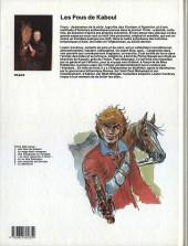 Verso de Lester Cockney -1b- Les fous de kaboul