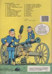 Verso de Les tuniques Bleues -4a1983- Outlaw