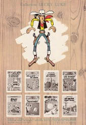 Verso de Lucky Luke -7a65- L'Elixir du Docteur Doxey