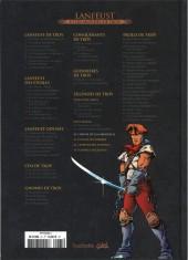 Verso de Lanfeust et les mondes de Troy - La collection (Hachette) -42- L'Heure de la Gargouille