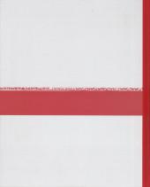 Verso de Thorgal -35TL1- Le feu écarlate