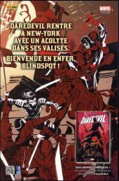 Verso de Spider-Man Universe (Marvel France 2e série) -4- Le Débutant