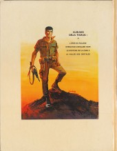 Verso de Bob Morane 2 (Dargaud) -11- Les poupées de l'Ombre Jaune