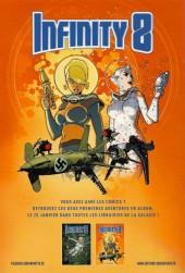 Verso de Infinity 8 -6- Retour vers le Führer 6/6