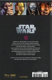 Verso de Star Wars - Légendes - La Collection (Hachette) -3063- X-Wing Rogue Squadron - II. Darklighter