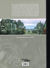 Verso de L'armée de l'Ombre -4TL- Nous étions des hommes