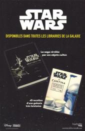 Verso de Star Wars (Panini Comics - 2015) -11- Le Dernier Vol du Harbinger