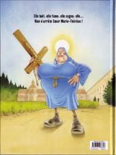 Verso de Sœur Marie-Thérèse -4b16- Sur la terre comme au ciel