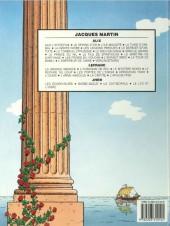 Verso de Alix -1b1987- Alix l'intrépide
