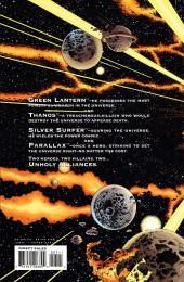 Verso de Green Lantern/Silver Surfer: Unholy Alliances (1995) - Green Lantern/Silver Surfer: Unholy Alliances