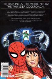 Verso de Amazing Spider-Man (The): The Graphic Novels - The Amazing Spider-Man: The Graphic Novels