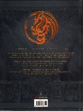 Verso de Morgana -2- Le secret des Krritt