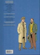 Verso de Blake et Mortimer (Les Aventures de) -14b12- La machination Voronov