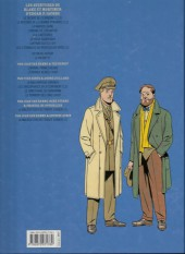 Verso de Blake et Mortimer -14b12- La machination Voronov
