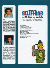 Verso de Clifton -HS3- Inédit dans les pockets 3