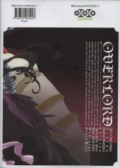 Verso de Overlord - Tome 1