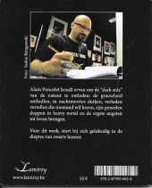 Verso de (AUT) Poncelet - Zombie