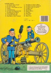 Verso de Les tuniques Bleues -7b1983- Les bleus de la marine