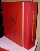 Verso de (DOC) Journal Tintin -TT- La grande aventure du journal tintin - 1946-1988