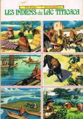Verso de Rin Tin Tin & Rusty (2e série) -43- Le Manitou des grandes eaux