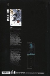 Verso de Injection -1- Tome 1