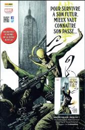 Verso de Marvel Saga (3e série - 2016) -4- Le Casse du siècle