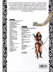 Verso de Thorgal (Les mondes de) - Kriss de Valnor -5ab- Rouge comme le Raheborg