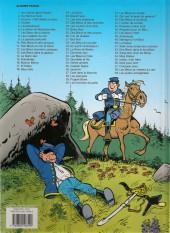 Verso de Les tuniques Bleues -2f15- Du nord au sud
