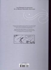 Verso de Les grands Classiques de la Bande Dessinée érotique - La Collection -1822- Histoire d'O - tome 2