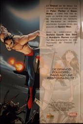 Verso de Spider-Man : Spider-Island - Tome Cof