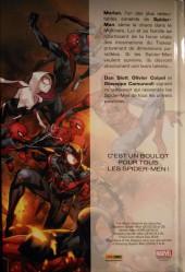 Verso de Spider-Man : Spider-Verse - Tome Cof
